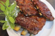 Slow Roasted St. Louis Ribs