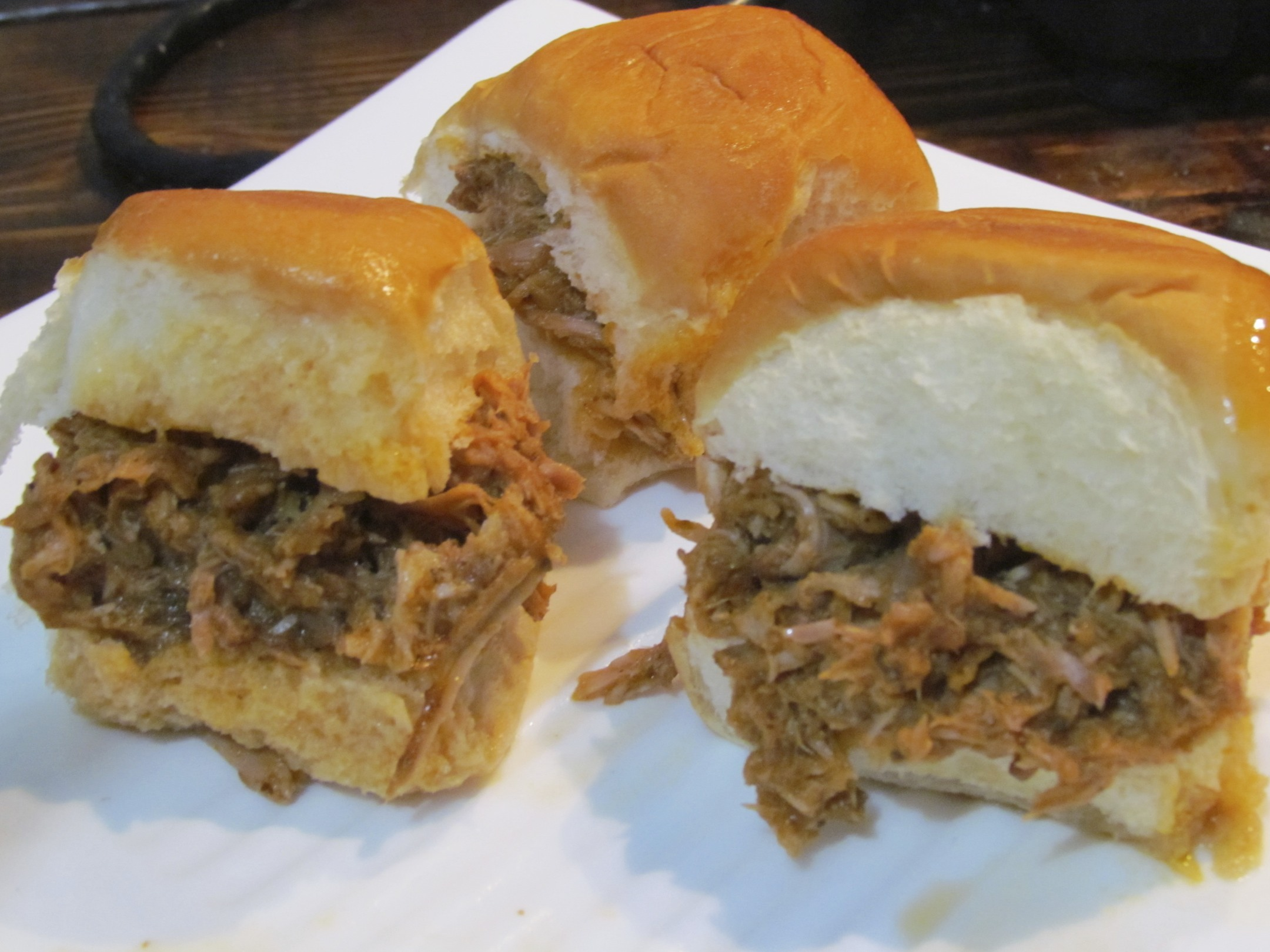 Slow Roasted Pulled Pork « Cooking From the Cave
