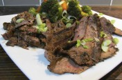 Asian Marinated Flank and Skirt Steak
